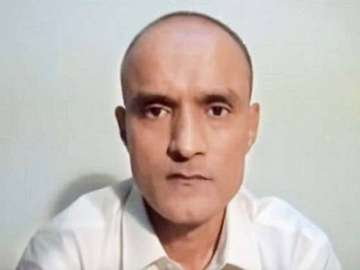 File pic of Indian national Kulbhushan Jadhav -...