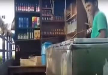 Watch: Liquor shop in Punjab goes 'mobile' to...