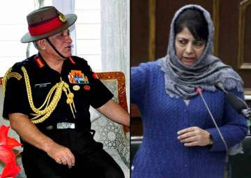 Mehbooba Mufti seeks action against those...