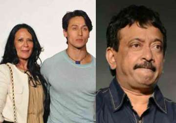 Tiger's mother Ayesha gives it back to RGV -...