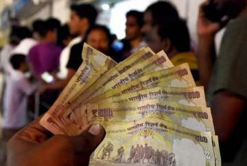 People are sending demonetised notes abroad by...