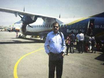 File pic of retired Pak Army officer Lt Col Habib...