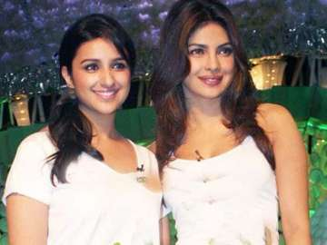 Priyanka was touched with my debut song in...