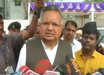 Will hang those who slaughter cows, Raman Singh...