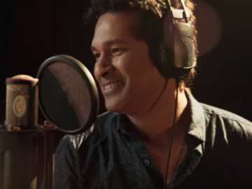 Sachin's 'Cricket wali beat' is a hit,...