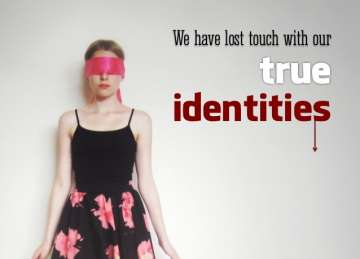 people have different identity on social media