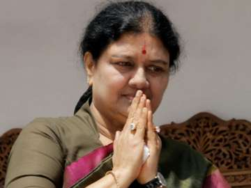 Sasikala was allowed 23 visits during four months...