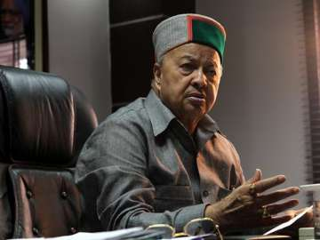 Virbhadra Singh fails to appear before ED in its...