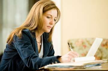 Going through a bad divorce? Writing can help...
