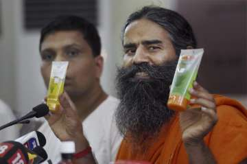 Baba ramdev's Patanjali has grown into a Rs...