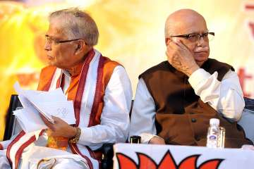Court frames 'conspiracy charges' against Advani,...