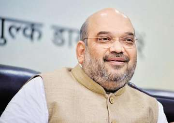 File pic of BJP president Amit Shah - India TV