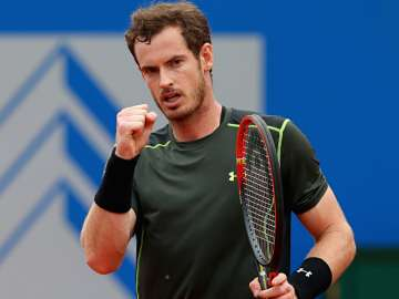 Andy Murray remains on top of ATP ranking - India...