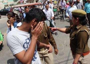 UP govt could rename 'anti-Romeo squads' as...