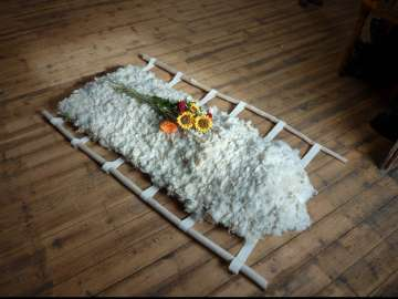 promession funeral method