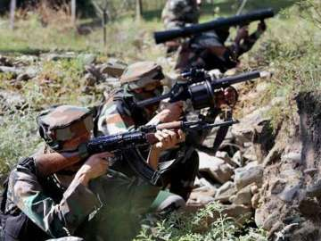 Pak Army violates ceasefire along LoC in Balakote...