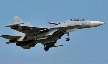 Chinese Su-30 fighters
