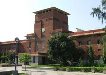 Nearly 1.25 lakh applications for DU's UG courses...