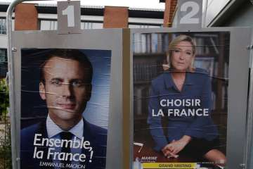 France votes to elect new president today - India...