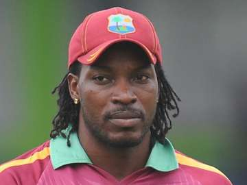 File pic of Chris Gayle - India TV