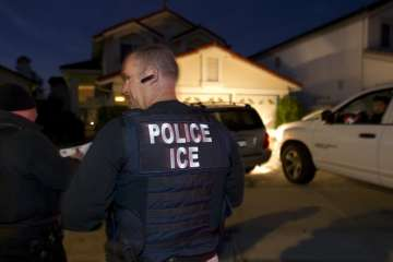 ICE Police - File Pic
