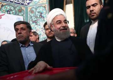 Hassan Rouhani wins second term as President:...