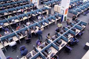 There are fears of large scale layoffs in the IT...