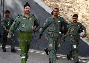 Air Chief Marshal BS Dhanoa on a 3-day visit to...