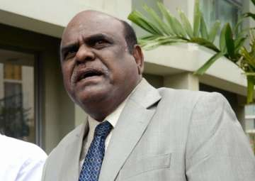 Justice Karnan becomes first HC judge to retire...
