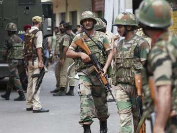 File pic - Security forces kill two LeT...