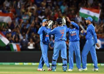 Team India will look win their record third ICC...