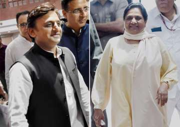 Akhilesh, Mayawati likely to hold joint rally in...