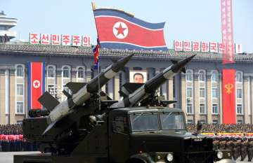 North Korea fires yet another ballistic missile,...