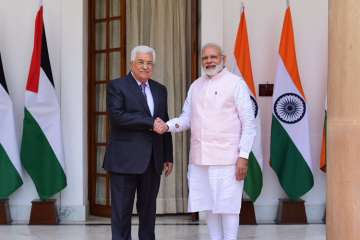 India reaffirms support for Palestinian cause in...