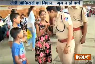 Mother India: How these two woman officers...