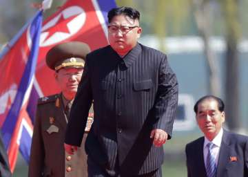 North Korea launches ballistic missile, claims...