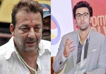 Sanjay Dutt, Ranbir Kapoor - India TV