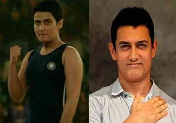 Fatima Sana Shaikh to feature in Aamir Khan's...