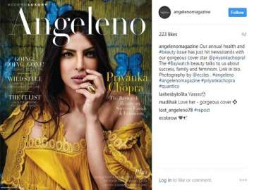 priyanka chopra angeleno magazine cover