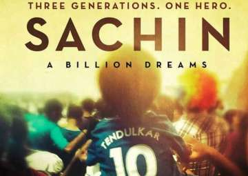sachin a billion dreams first day collection