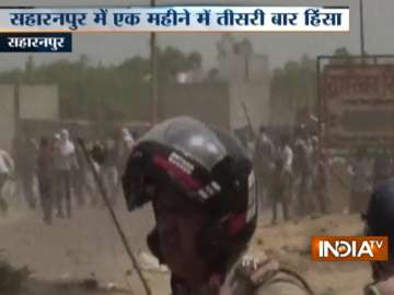 Violent protests, caste-based violence engulf...
