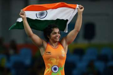 File Pic Sakshi Malik - India TV