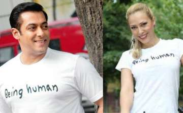 This video of Salman Khan's alleged girlfriend...