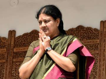 Sasikala bribed Karnataka jail officials for...
