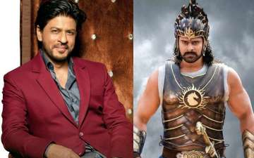 Shah Rukh Khan hasn't watched Baahubali 2 but...