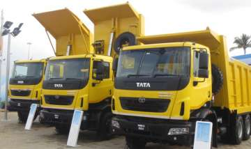 Tata Motors expects 15 pc growth in commercial...