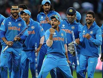 BCCI clears India's participation in Champions...