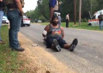 Mississippi shooting: Eight people killed,...