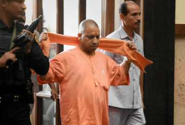 No sanction to prosecute Yogi in 2007 riots, UP...