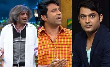Chandan Prabhakar jokes about Kapil Sharma Vs...
